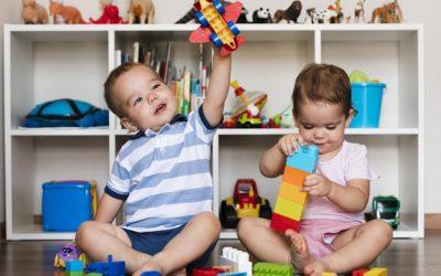 ¡A incentivar la motricidad fina de nuestros bebés!